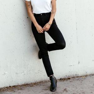 Imogene + Willie Elizabeth jeans, black